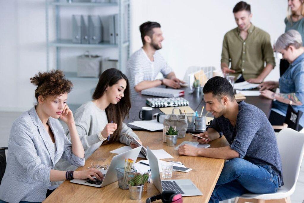 startup IT en coworking