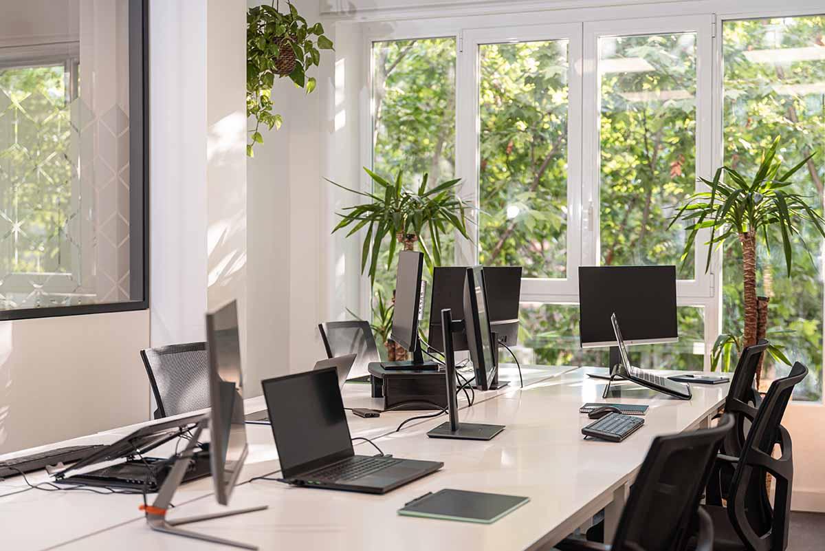 Coworking con despacho