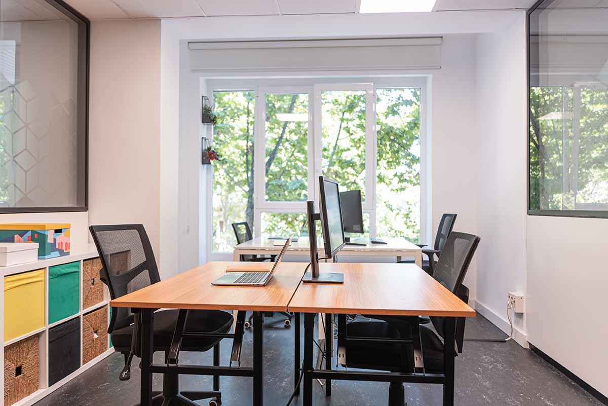 oficinas coworking madrid