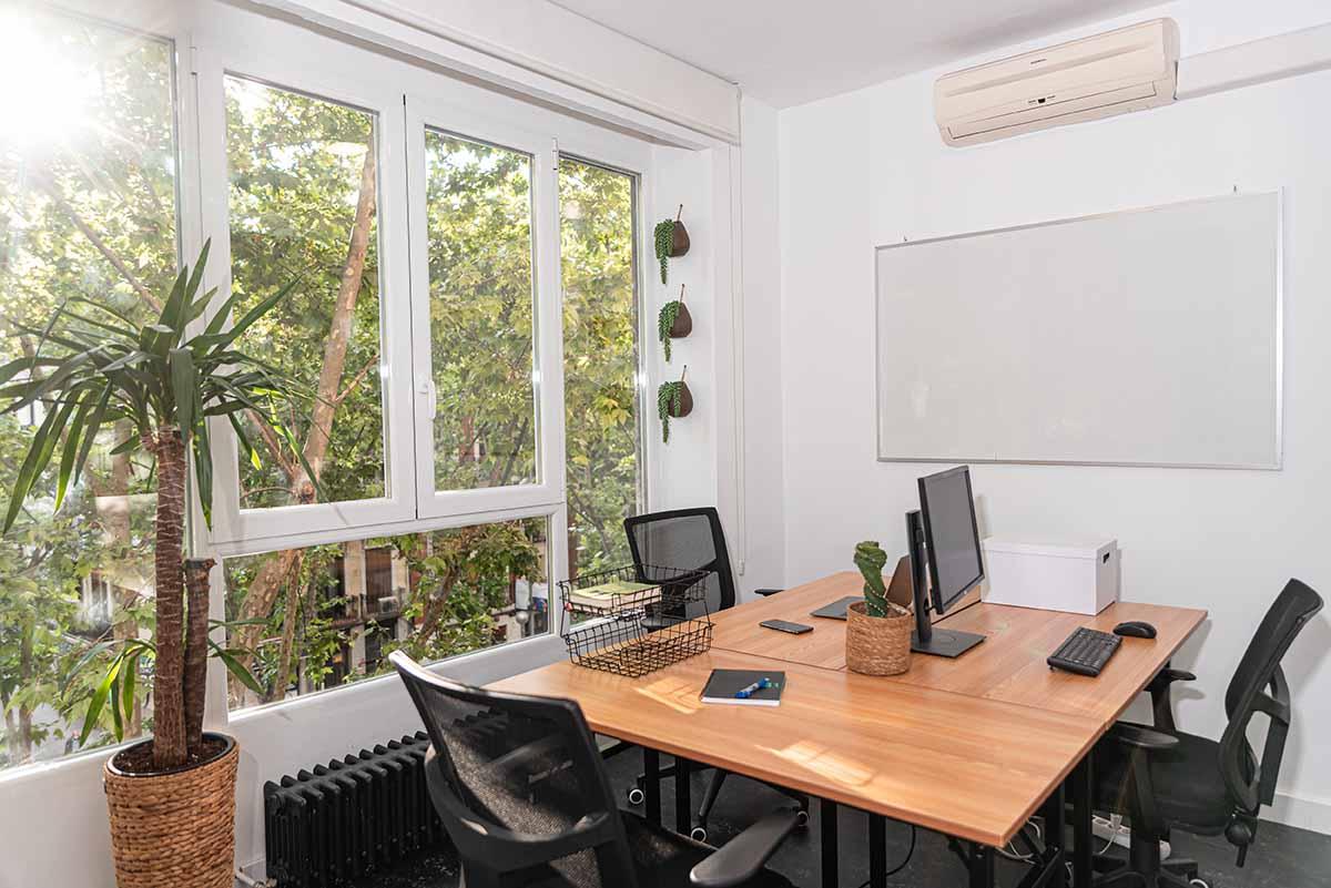Oficina virtual en Madrid